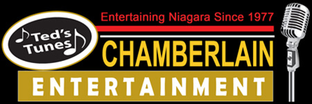 Chamberlain Entertainment DJ Services Niagara