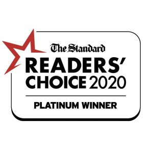 Readers Choice Award 2020